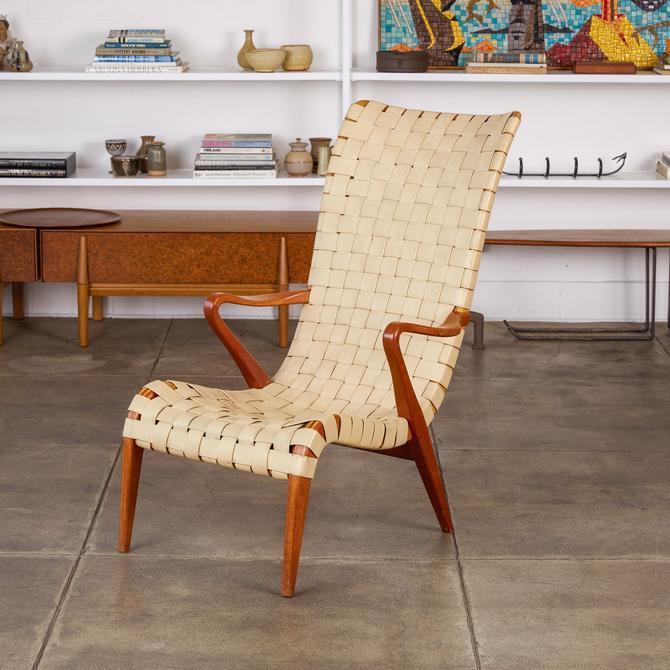Axel Larsson Lounge Chair