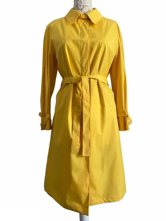 Yellow Raincoat by InstantVintage78