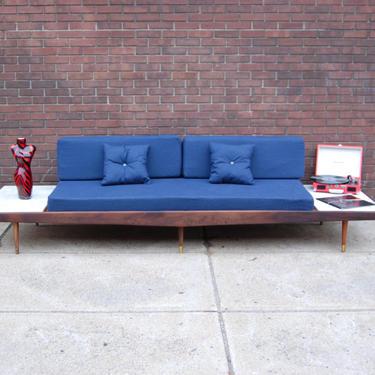 Mid-Century Modern Adrian Pearsall Sofa by BetzBasement