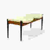 Arthur Umanoff Upholstered Bench