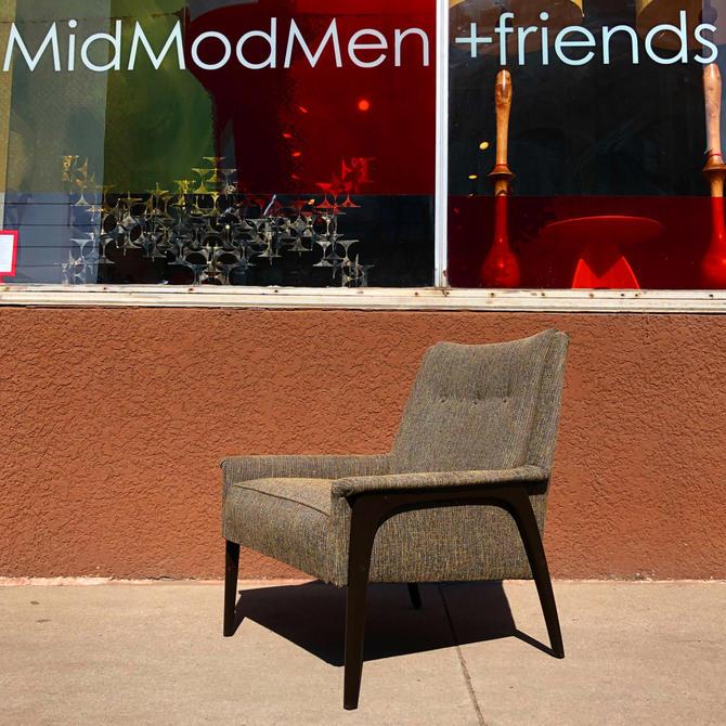 Reimagined Kroehler Lounge Chair
