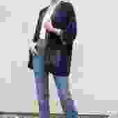 Sashiko Indigo Jacket