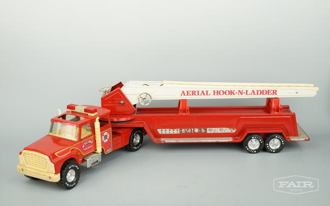 NYLINT Toy Fire Truck