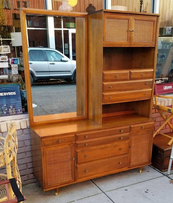 Baumritter Combination Bedroom Cabinet, $432.