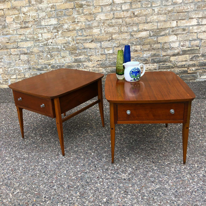 Lane Furniture Accent Tables Circa 1961