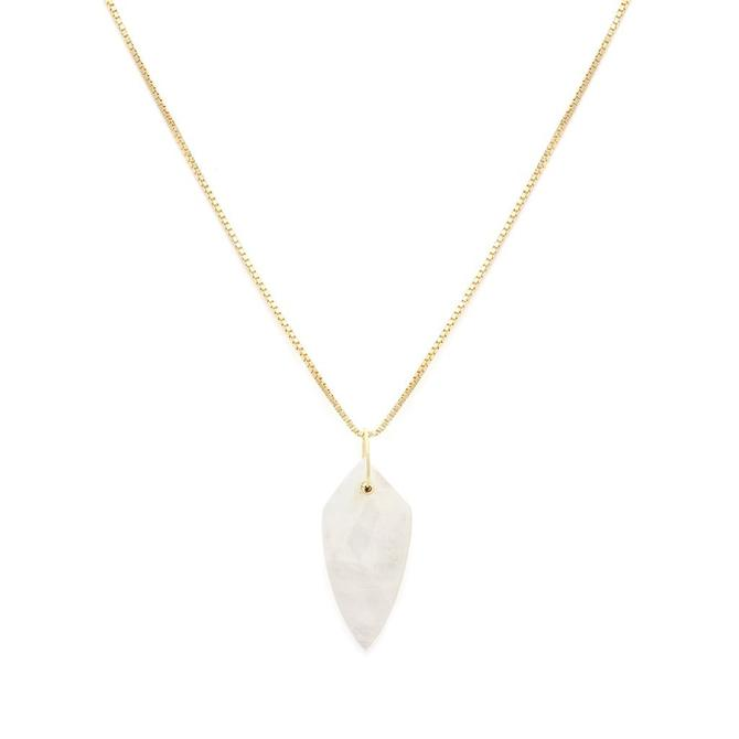 Cler Necklace - Moonstone
