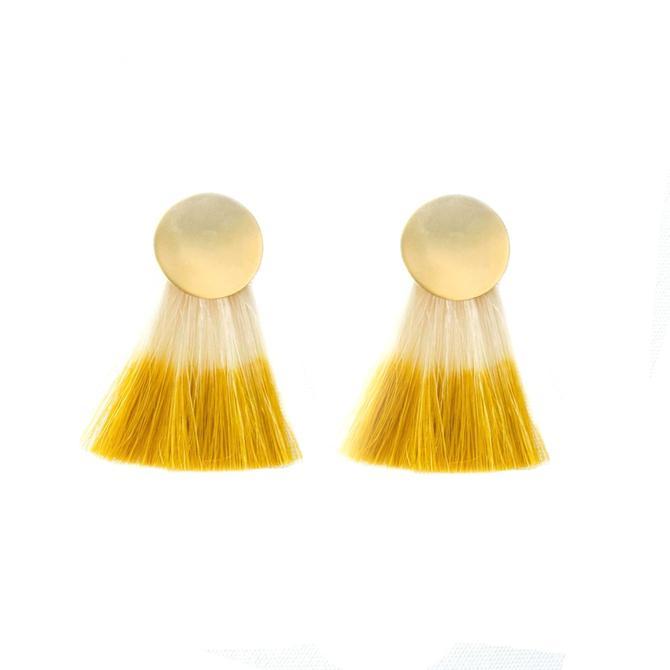 Turmeric Golden Hours Earrings