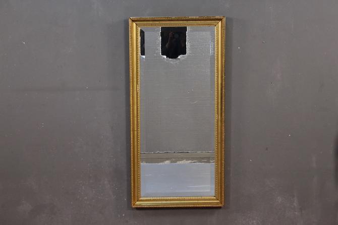 Regency Gilded Full-Length Mirror