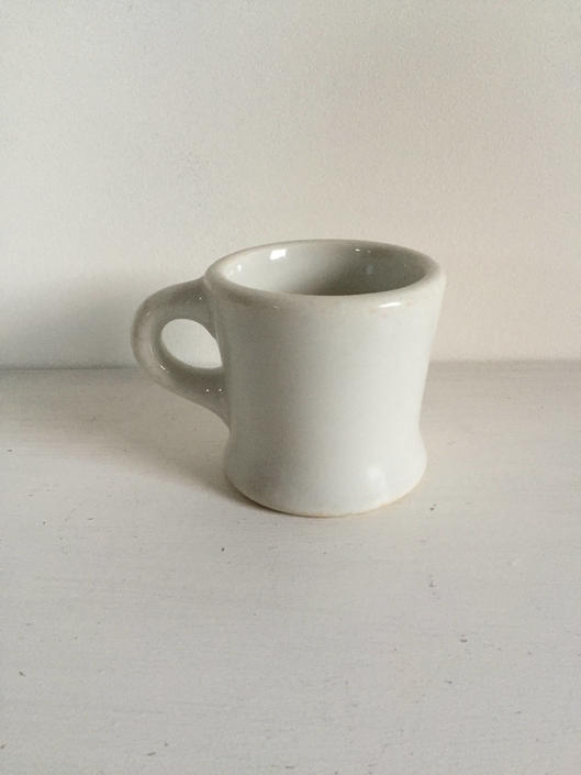Ironstone Mug by AnticaMarket