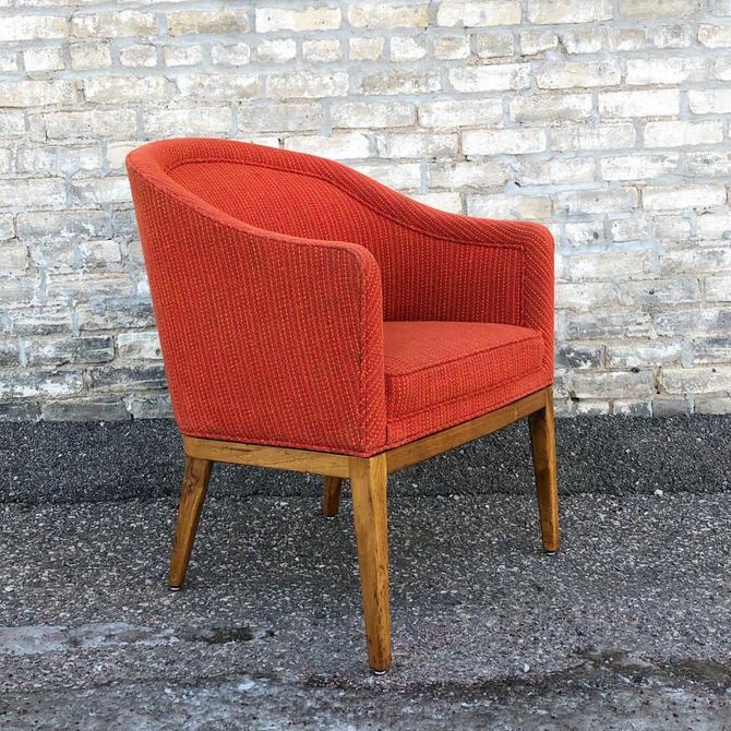 Early 1960s Marden Barrel Chair