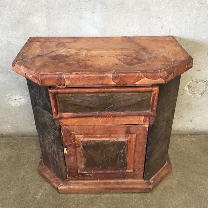 Custom Vintage Nightstand
