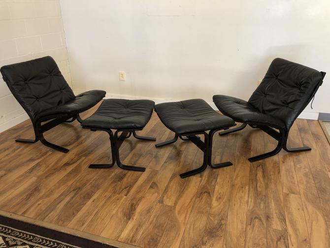 Westnofa Siesta Low Back Chairs & Ottomans