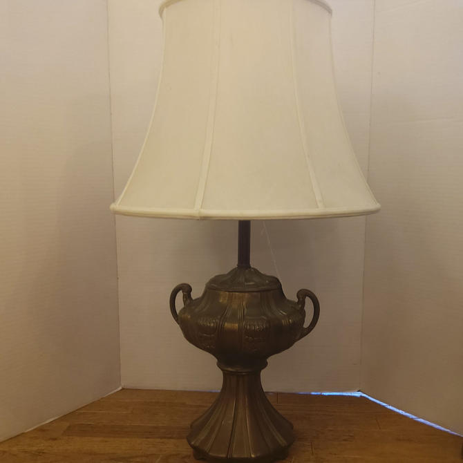 Brass Urn Table Lamp
