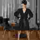 Shine Midi Dress