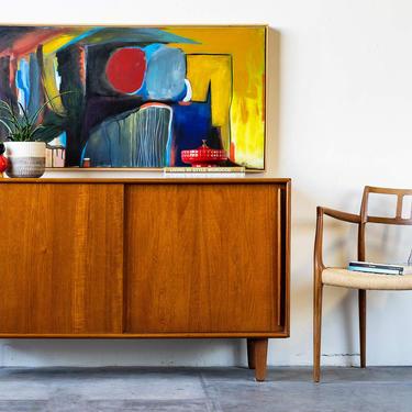 LYBY Møbler Danish Modern Teak Buffet by formermodern