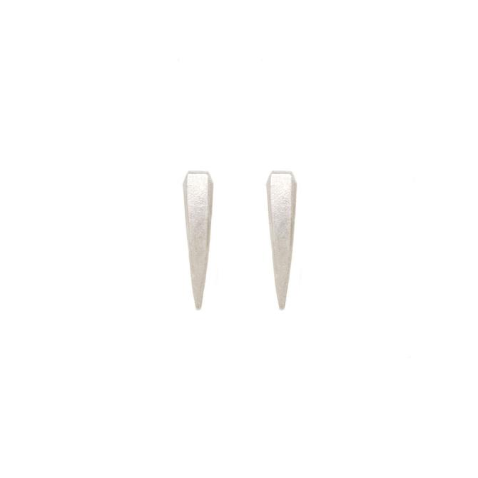 Faceted Dagger Studs