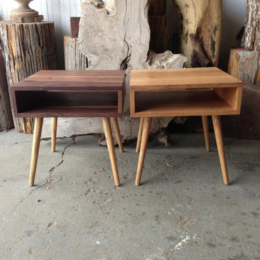 Jeremiah Collection Mid Century Side Table by jeremiahcollection