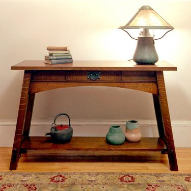 Splay Leg Sofa Table by CaledoniaStudios