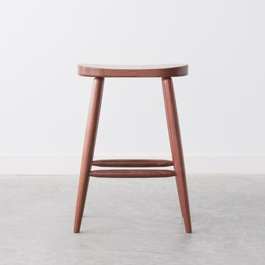 Henry Stool - Counter Stool - Solid Wood by HedgeHouse