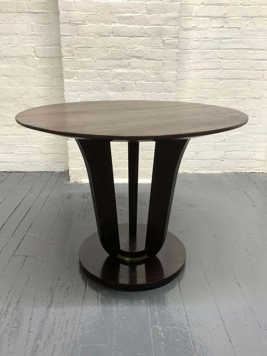 PAIR PRICED SEPARATELY BARBARA BARRY FOR BAKER GUERIDON SIDE TABLES