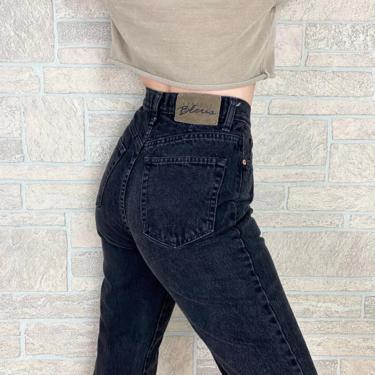 Express Bleus Black Jeans / Size 26 by NoteworthyGarments