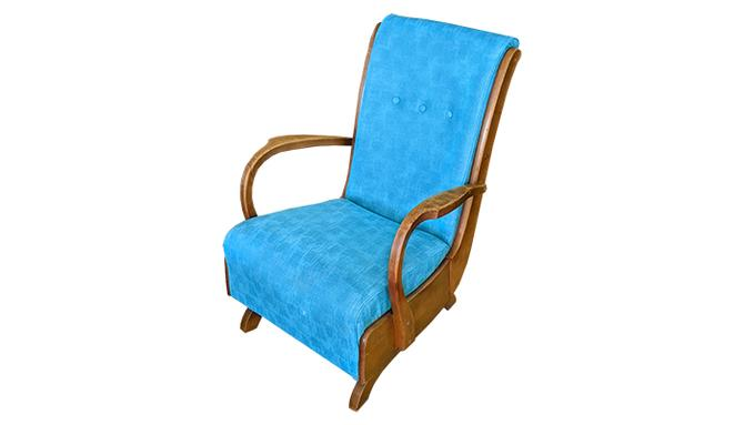Low Rocking Chair