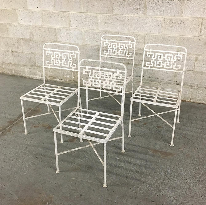 LOCAL PICKUP ONLY ———— Vintage Patio Chairs by RetrospectVintage215