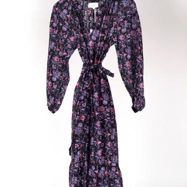 Annieka Dress - Black Beauty