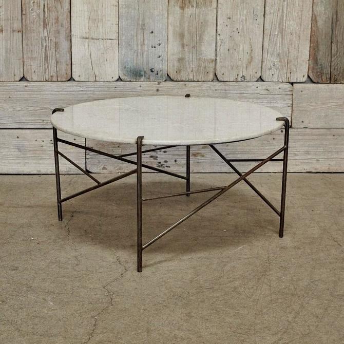 Custom Marble Coffee Table