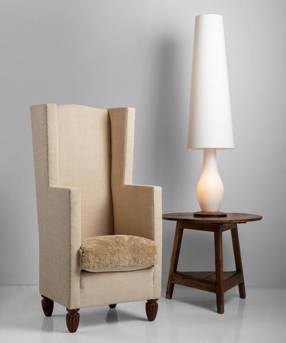 Unusual Porters Chair