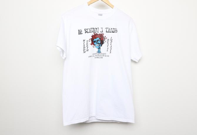 vintage GRATEFUL DEAD albuquerque new mexico oral surgery weirdo shirt -- size medium by CairoVintage