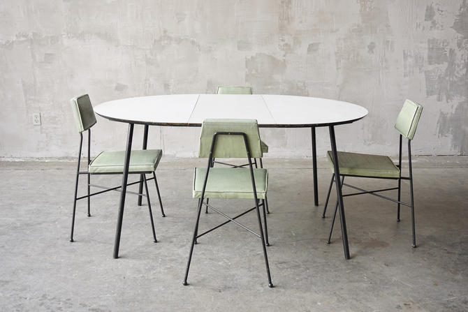 Don Knorr Vista Of California Dining Table by FandFVintage