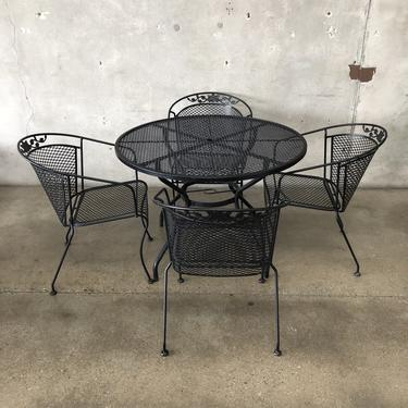 Patio Table & Chairs Set