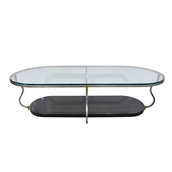 Tommi Parzinger Elegant Coffee Table 1960s