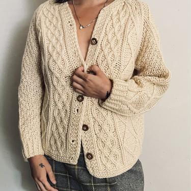 Irish Wool Sweater