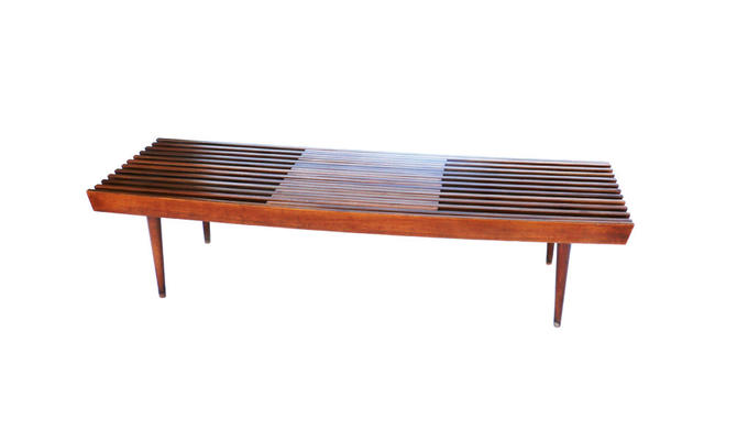 at master modern id furniture slat f coffee mid bench cocktail table century for tables sale