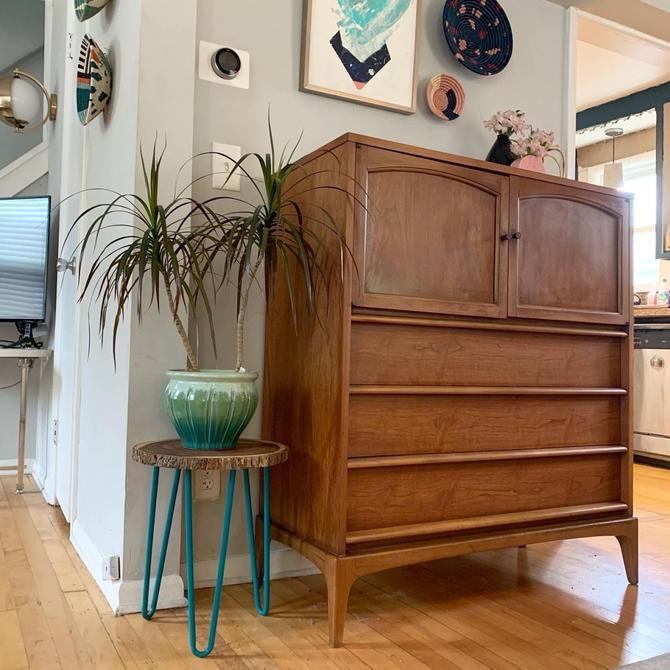 Mid-Century Tallboy Dresser | Lane Rhythm