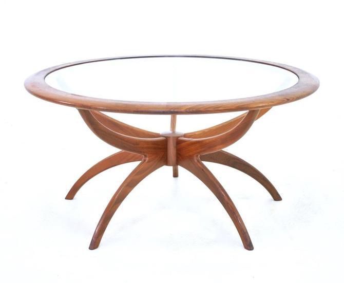 Mid Century Spider Coffee Table By V.B Wilkins for G Plan by SputnikFurnitureLLC