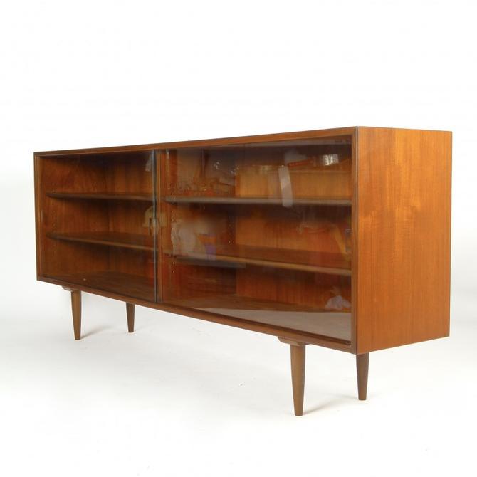 Hans Olsen Teak Bookcase