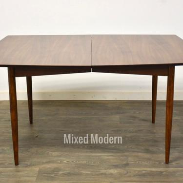 Walnut MCM Dining Table by mixedmodern1