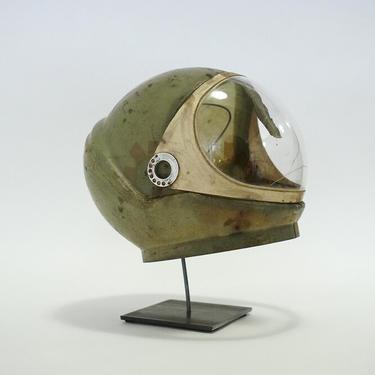 NASA Prototyping Helmet (Tooling Pattern) Serial Number 1 March 1960