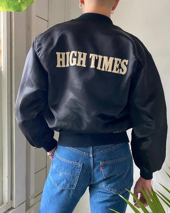 1970s High Times Jacket