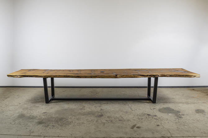 Long Bow Redwood Conference Table by KirkpatrickDesigns