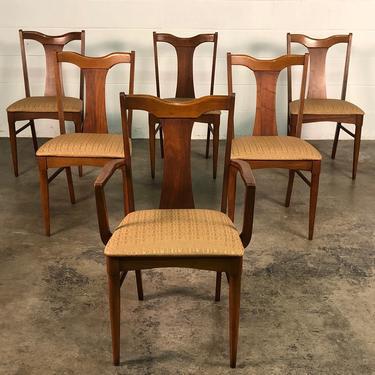 Mid-Century Modern Dining Chair <> Set Of 6 <> By Garrisson Furniture ~ FREE SHIPPING by modernmidcenturyfurn
