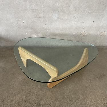 Modern Noguchi Style Coffee Table