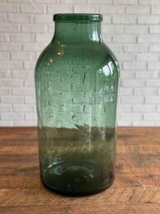 1960's European Handblown Kastrup Jar
