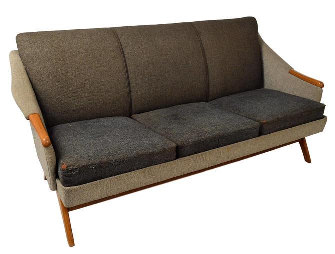 Danish Modern Sofa REDUCED! by RetroPassion21