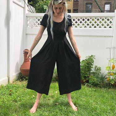 Polka dot Jumpsuit
