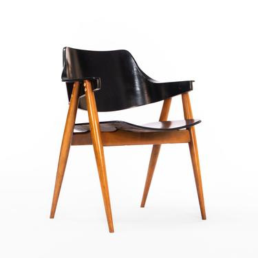 Pierre Pauline Bentwood Accent/Side Chair for Thonet by ABTModern