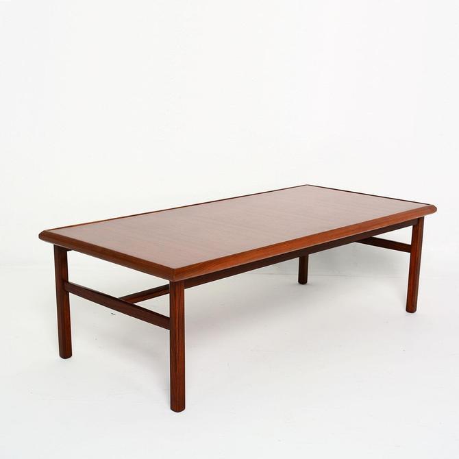Paul McCobb Walnut Coffee Table AltaVista Lane Mid Century Modern by AMBIANIC